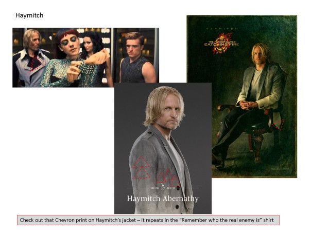 10 Haymitch b