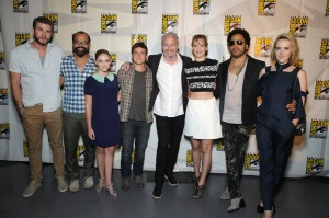 Good times at SDCC 2013