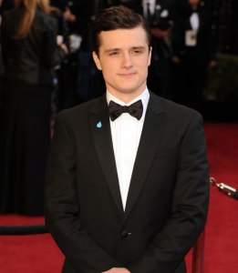 The last time Josh was at the Oscars was 2011. How time flies.