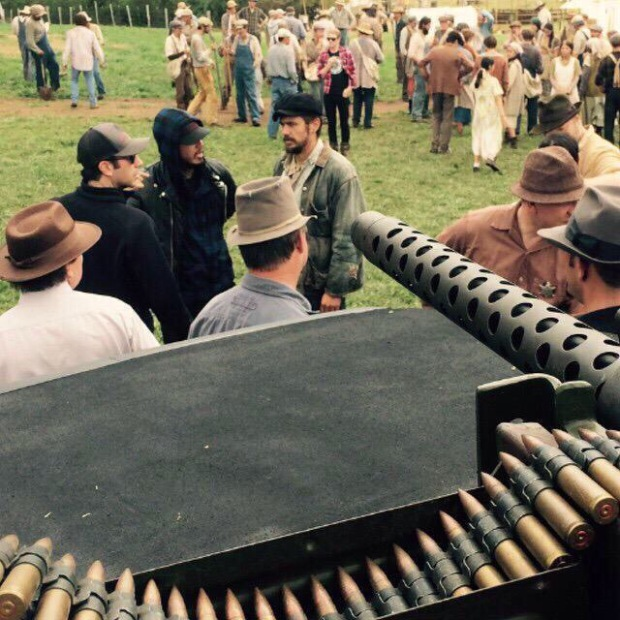 In dubious battle set