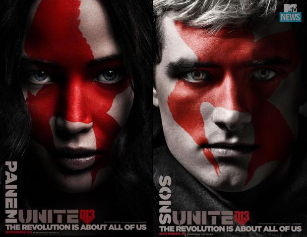 Katniss Peeta SDCC