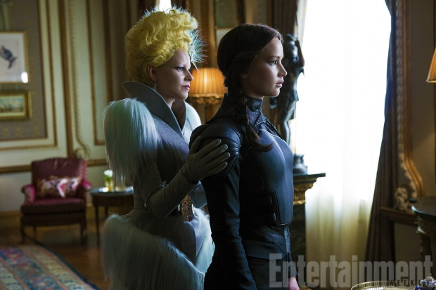 Mockingjay Katniss Effie