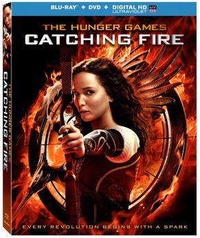 Catching Fire DVD