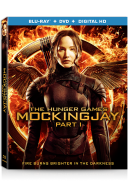 Mockingjay Part 1 DVD