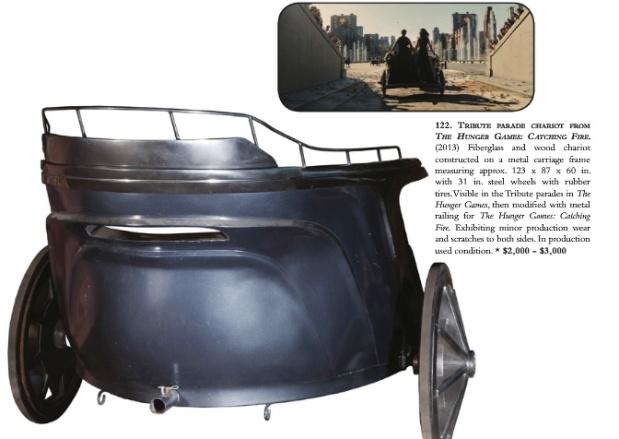capitol chariot