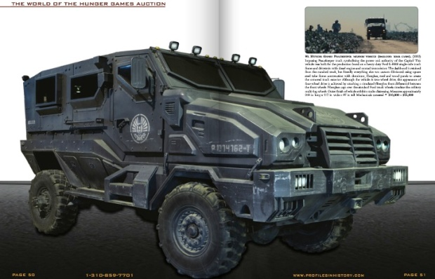 capitol military vehicle